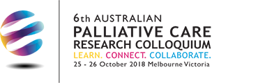 6th Australian Palliative Care Research Colloquium
